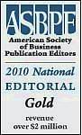 ASBPE Award Logo