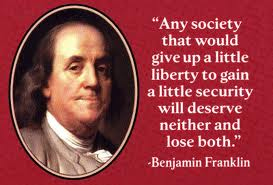 Ben Franklin quote