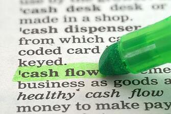 Contractor cash flow
