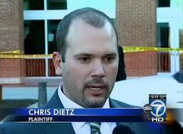 Chris Dietz pending lawsuit