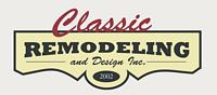 Classic Remodeling and Design Logo