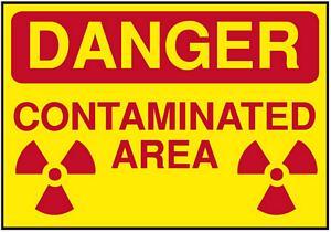 Lead paint contamination