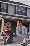 Contractor meets homeowner