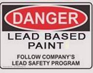 EPA RRP Sign