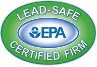 EPA RRP Certified Firm Logo