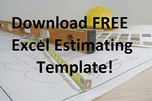Excel Estimating Template
