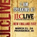 Shawn McCadden SSeminars at JLC Live Providence 2012