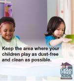 Prevent lead poisoning