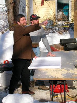 Lead Carpenter Training