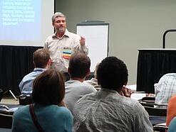 Contractor seminar speaker