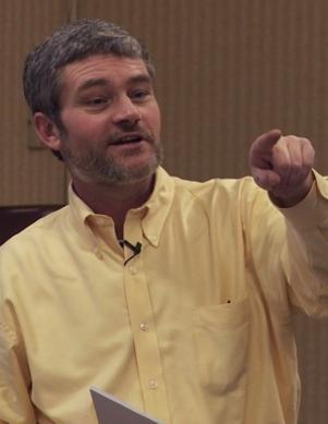 Shawn Mccadden remodeling speaker, construction speaker
