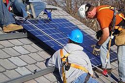 solar energy remodeling