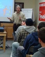 Shawn McCadden Event speaker for contractors