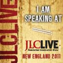 Shawn McCadden at JLC LIVE Providence RI