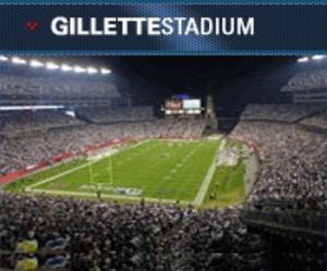 Harvey BP at Gillette Stadium
