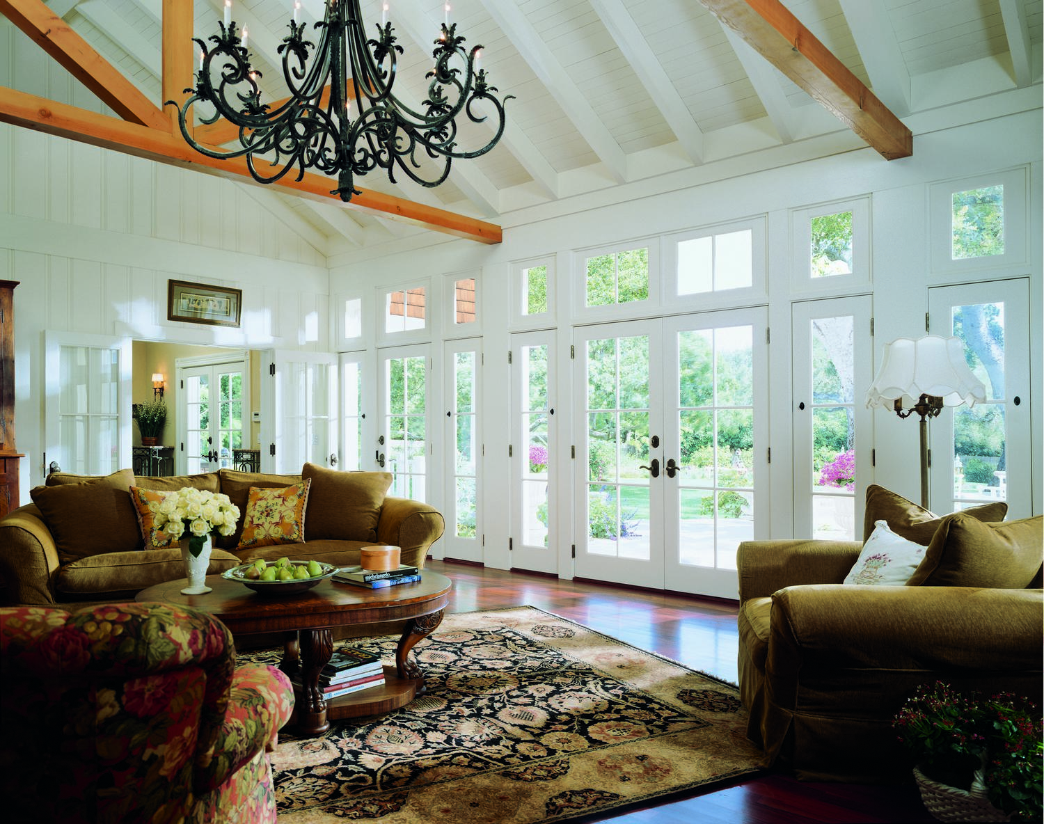 Marvin Windows Inswing French Doors PIF french door