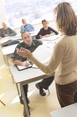 Employee training for contractors