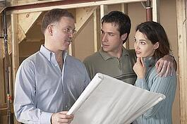 Remodeling a construction business