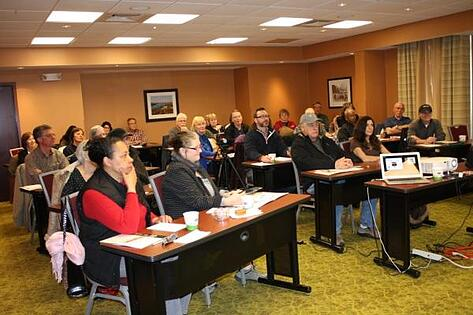 Marketing to remodeling consumer with seminars