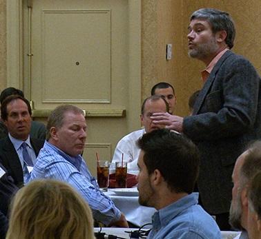 Shawn Mccadden at nari meeting