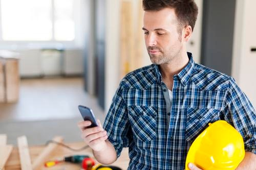 Comobile technology for contractors