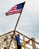 Contractors build America