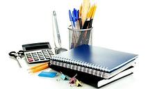 Office supplies for contractors